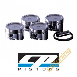 CP Forged Pistons for CA18DET